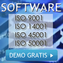 Software para ISO 9001, ISO 14001, OHSAS 18001