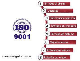Principios de Gestion de la Calidad - ISO 9000