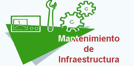 MANTENIMIENTO DE INFRAESTRUCTURA EN ISO 9001