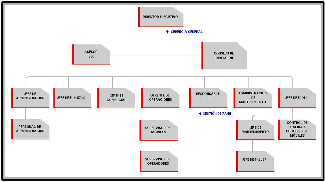 ELABORACIÓN DE ORGANIGRAMAS