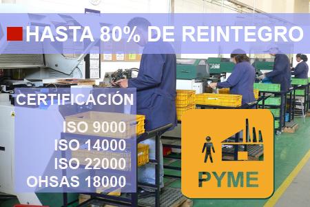 PACC - PROGRAMA DE COFINANCIAMENTO PARA PYMES ARGENTINAS